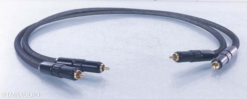 Tara Labs RSC Air Forte RCA Cables; 1m Pair of Interconnects