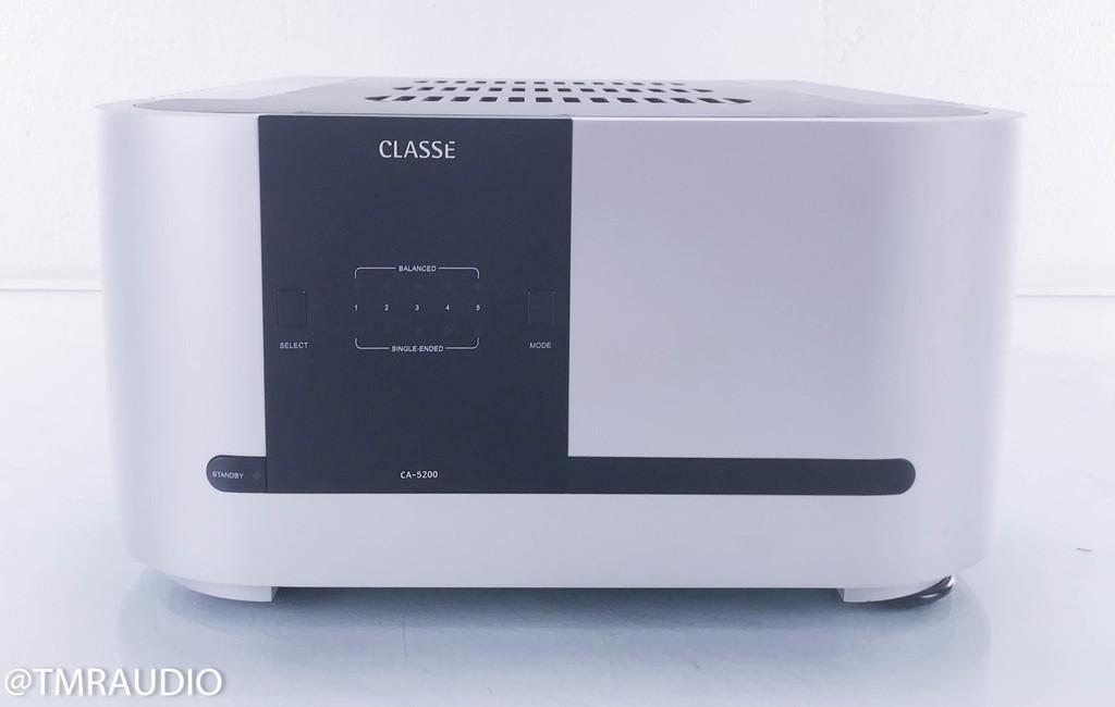 Classe Model CA-5200 Five Channel Power Amplifier