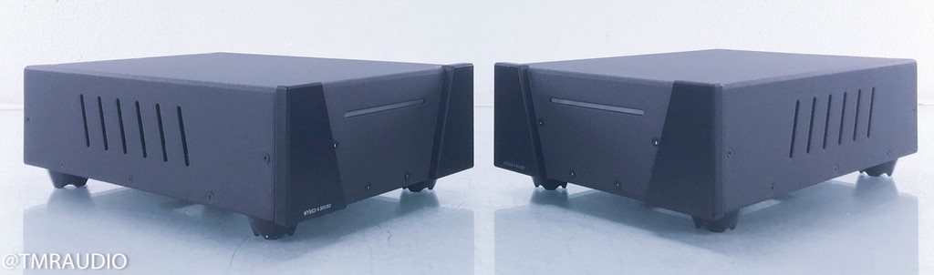 Wyred4Sound SX-500 Mono Power Amplifiers; Pair