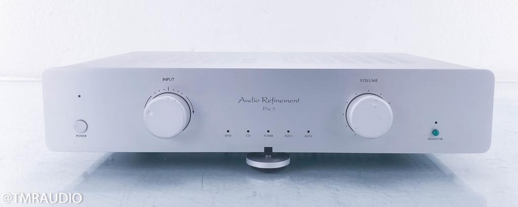 Audio Refinement Pre 5 Stereo Preamplifier (No remote)