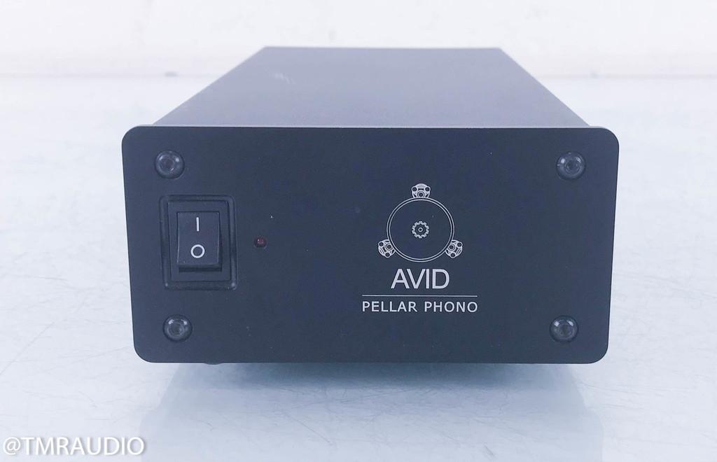 Avid HiFi Pellar Phono Preamplifier; MM/MC Phono Stage