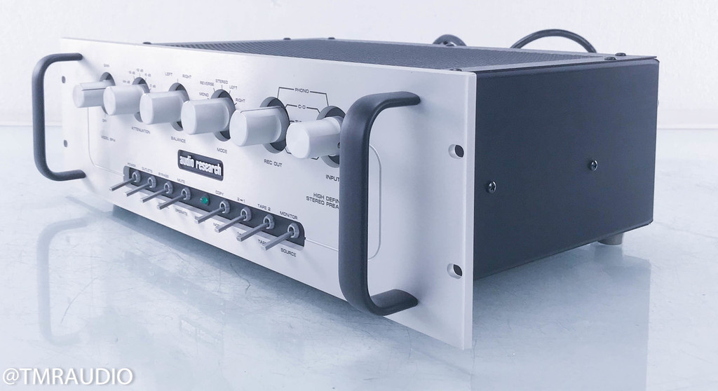 Audio Research SP14 Stereo Hybrid Tube Preamplifier; MM Phono