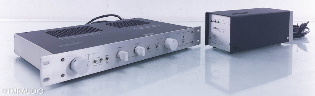 """Counterpoint SA-5.1 """"Vintage"""" Stereo Tube Preamplifier w/ Power Supply"""