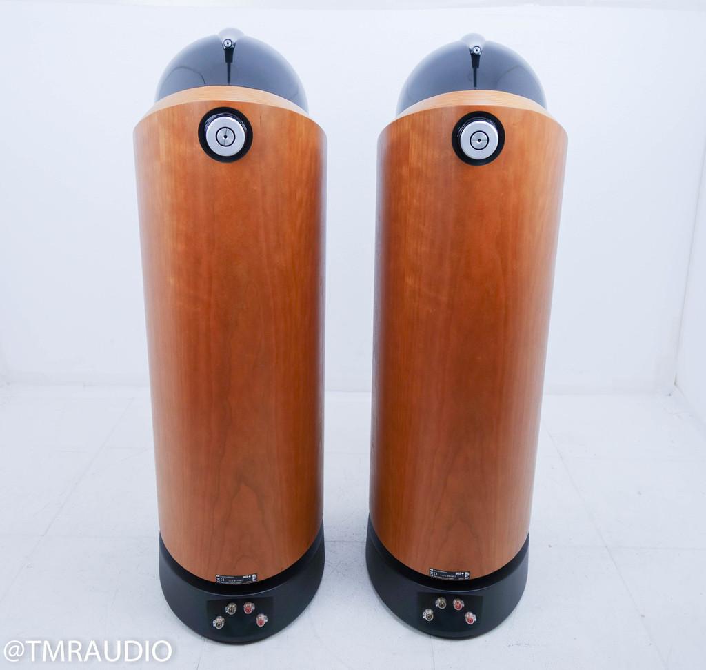 B&W 802D Floorstanding Speakers; Cherrywood Pair; Bowers & Wilkins