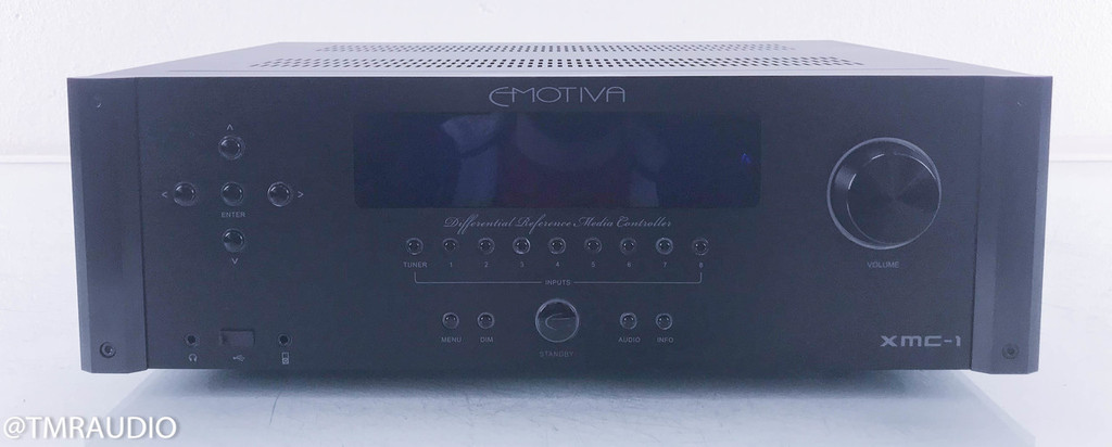 Emotiva XMC-1 Gen.2 7.2 Channel Surround Sound Processor