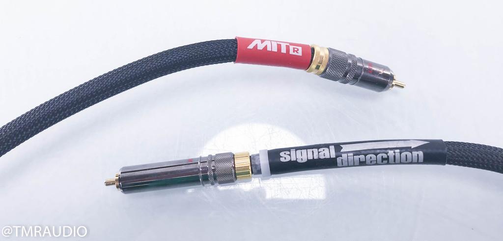 MIT Shotgun S1 RCA Cable; Single 1.5m Interconnect