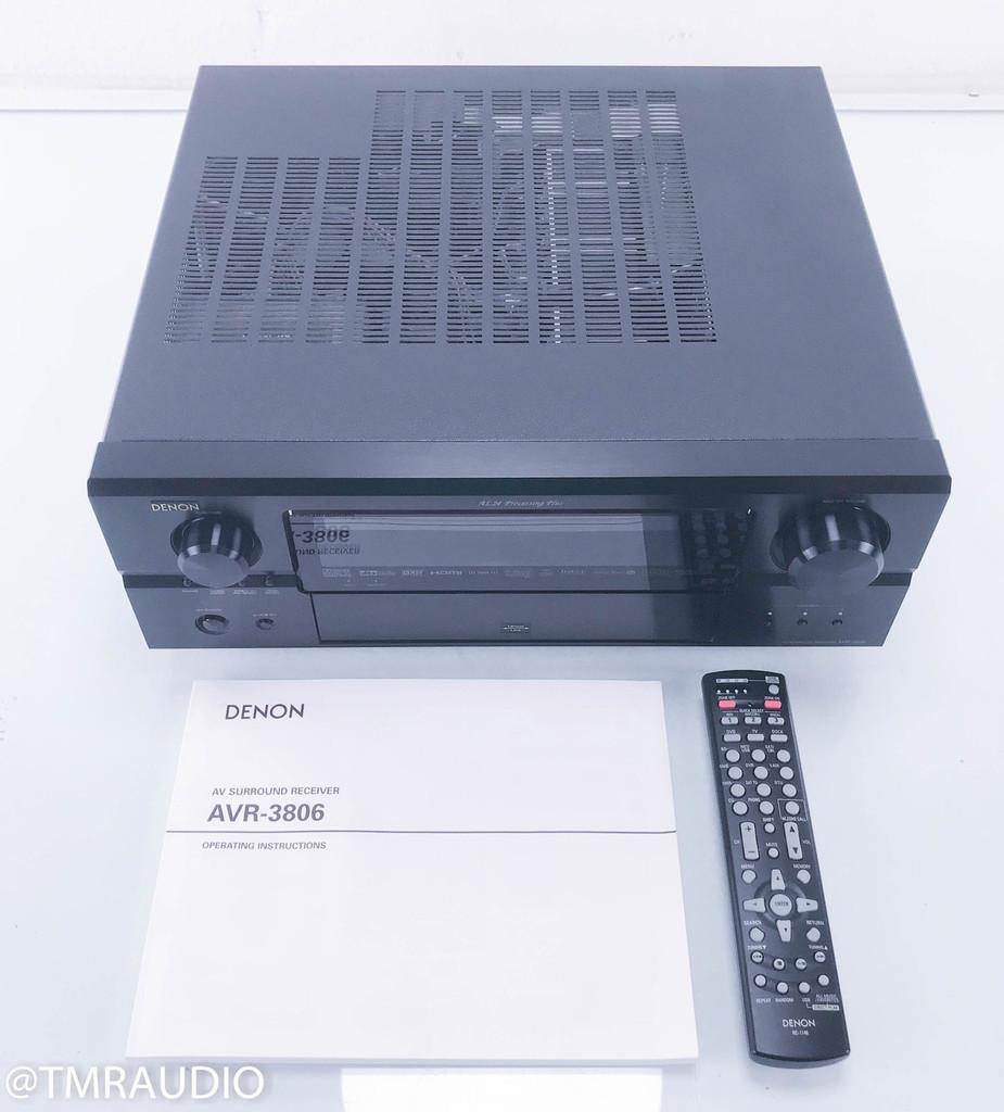 Denon AVR-3086 7.1 Ch Home Theater Receiver