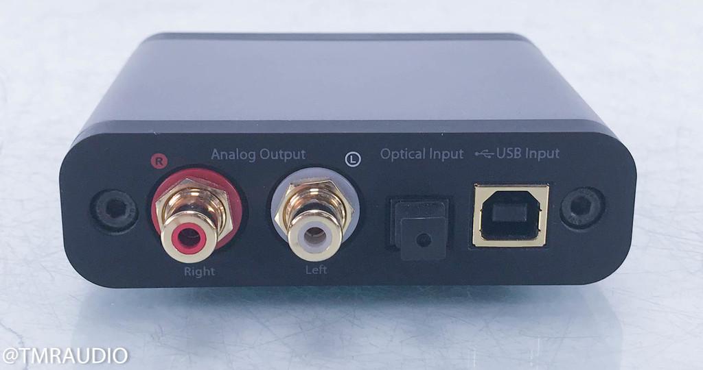 Audioengine D1 USB DAC; D/A Converter; Headphone Amplifier