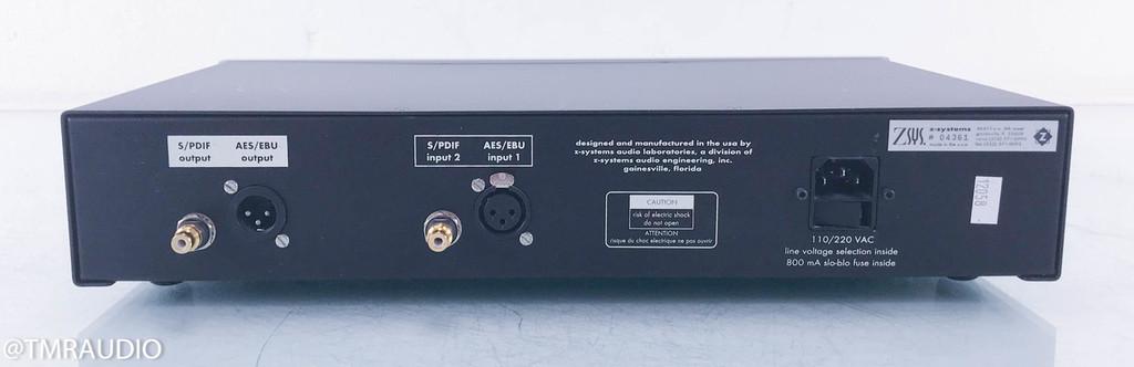 Z-Systems RDQ-1 Reference Digital Equalizer