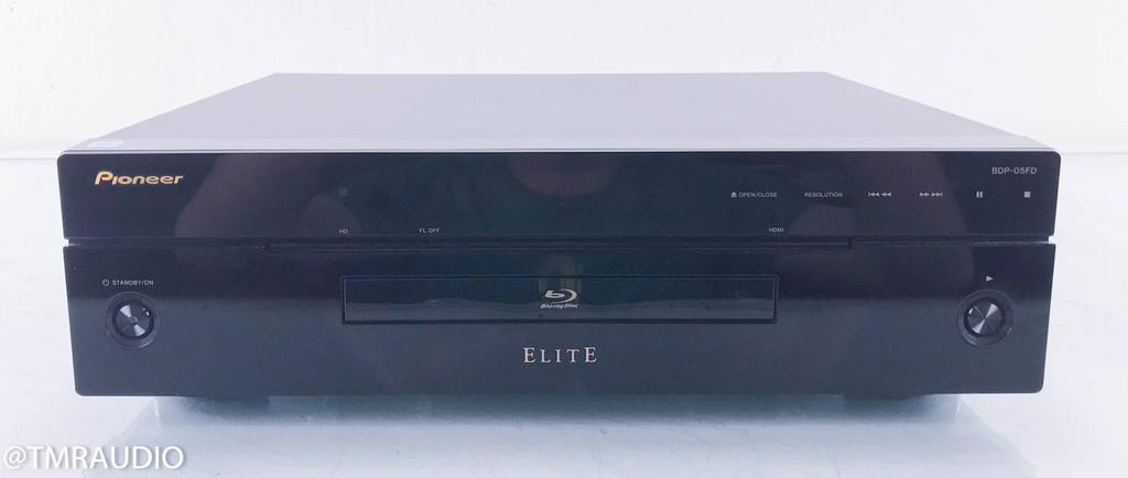 Pioneer Elite BDP-05FD Blu-Ray Disc Player