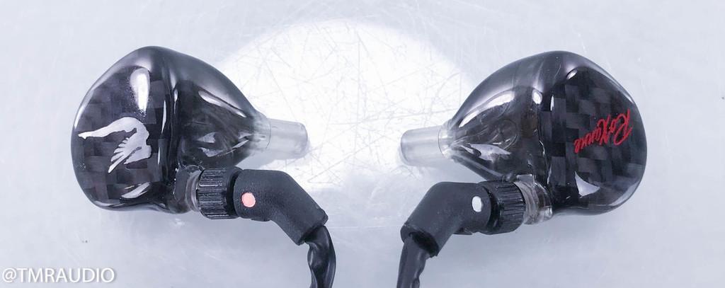 Jerry Harvey Roxanne Universal Fit Noise-Isolating Earphones; In-Ear Monitors