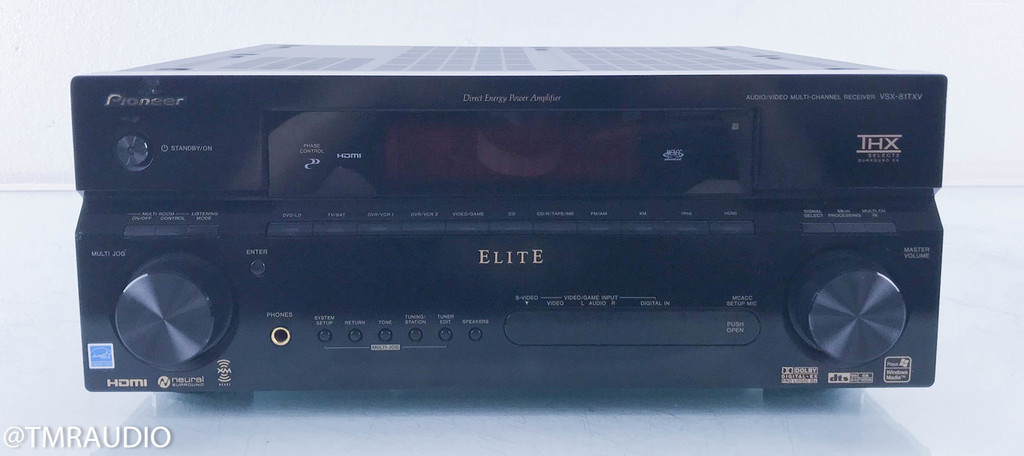 Pioneer VSX-81TXV 7.1 Channel Home Theater Receiver