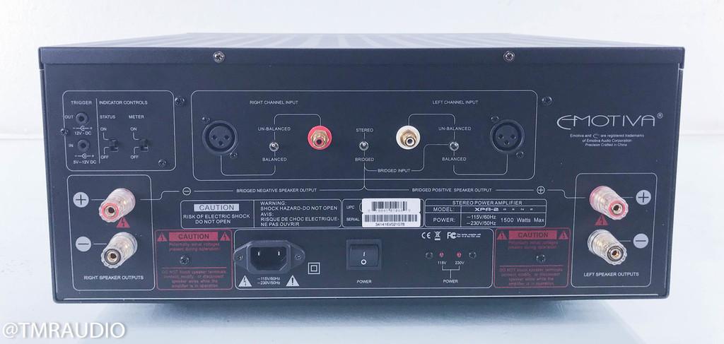 Emotiva XPA-2 Gen2 Stereo Power Amplifier