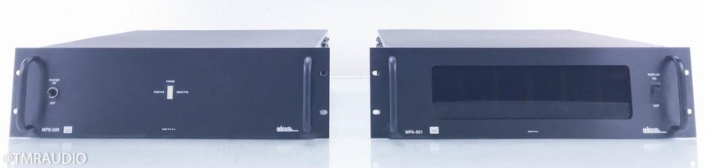 ADA MPA-501 5 Channel Power Amplifier w/ MPS-500 PSU