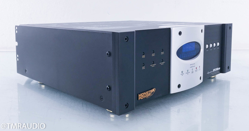 Monster HTPS 7000 mk ii Power Conditioner; Voltage Regulator; HTPS7000 mk2