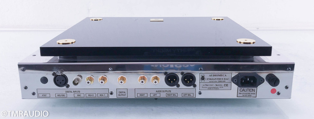 Audiomeca Enkianthus DAC; D/A Converter (Modified)