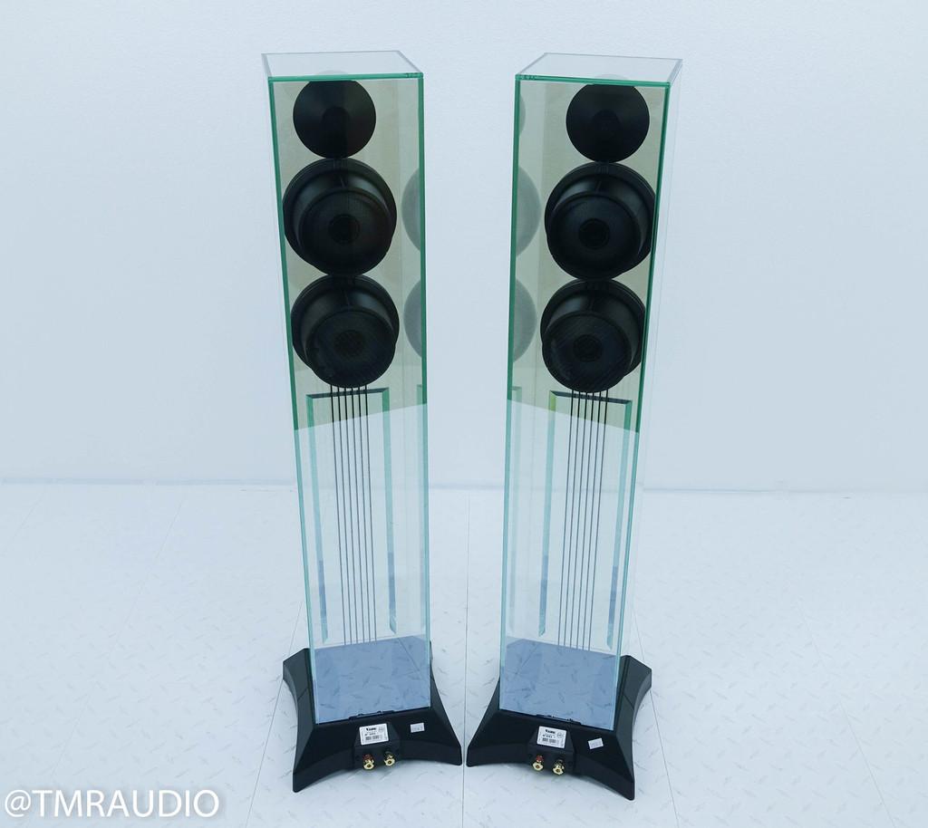 Waterfall Victoria Evo Floorstanding Speakers; Pair