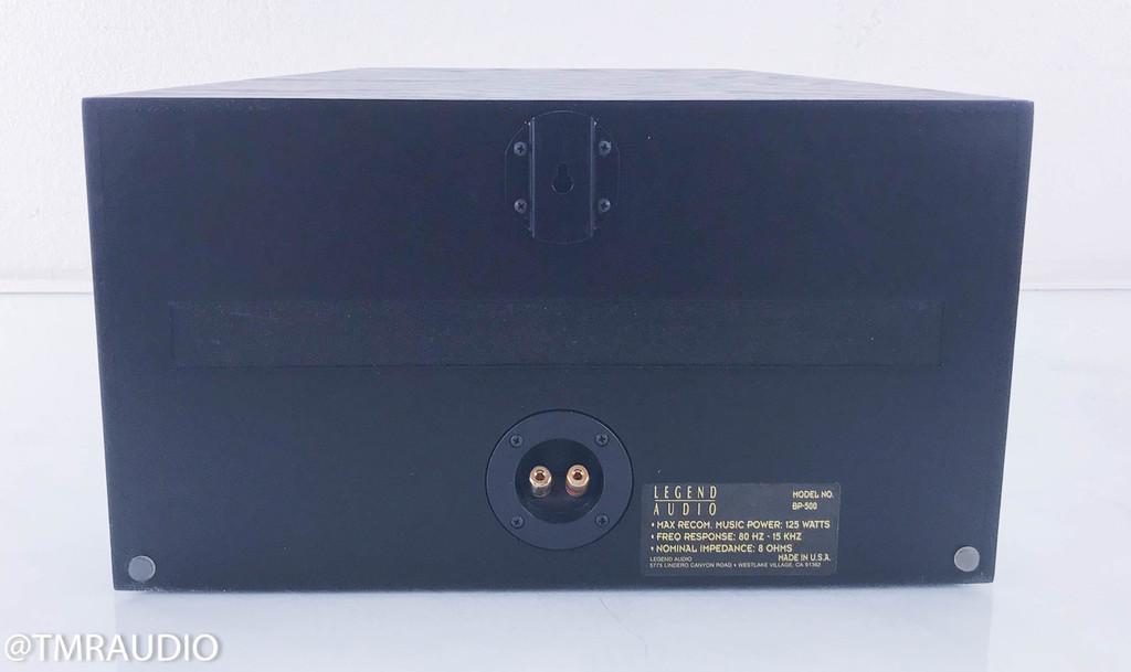 Legend Audio BP-500 Surround Speakers; Black Pair