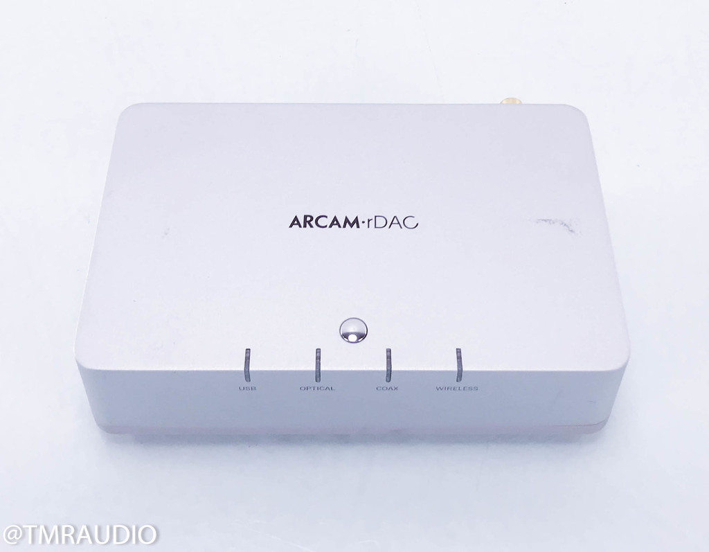 Arcam rDAC; D/A Converter (AS-IS: Does not power on)