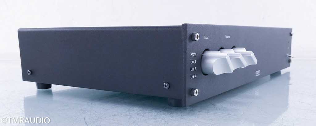 Croft Acoustics Micro 25 Stereo Tube Preamplifier; MM Phono