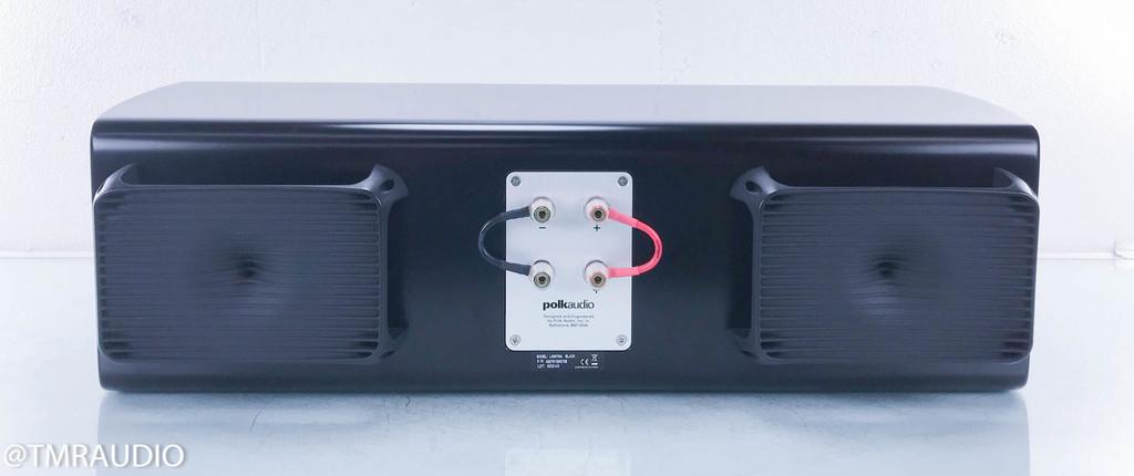Polk Audio LSi M 706c Center Channel Speaker; Midnight Mahogany; LSiM706c