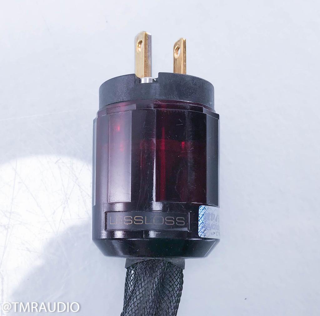 LessLoss DFPC Power Cable; 2m AC Cord (original)