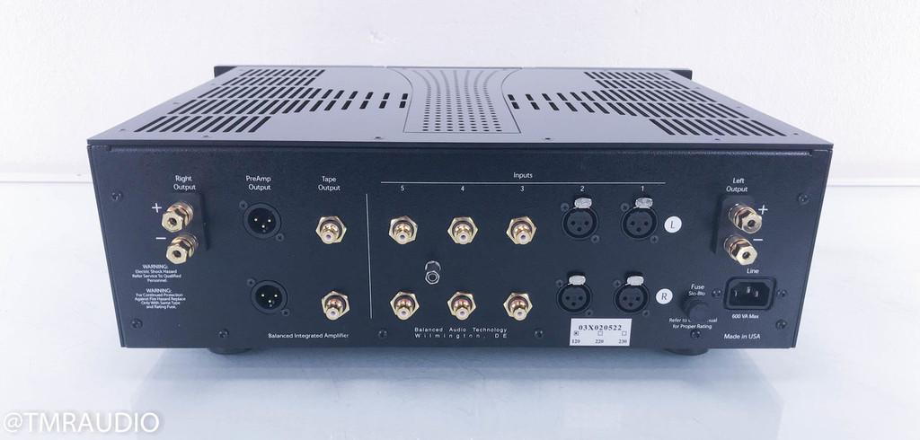 BAT VK-3000SE Stereo Integrated Amplifier; Full Warranty