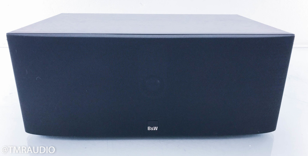 B&W HTM62 Center Channel Speaker; HTM-62