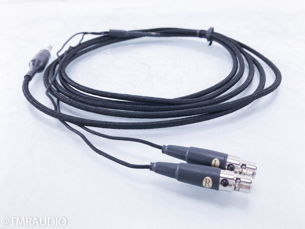 """Cardas Clear Light Headphone Cable; Audeze 4-Pin to 1/4""""; 3m"""