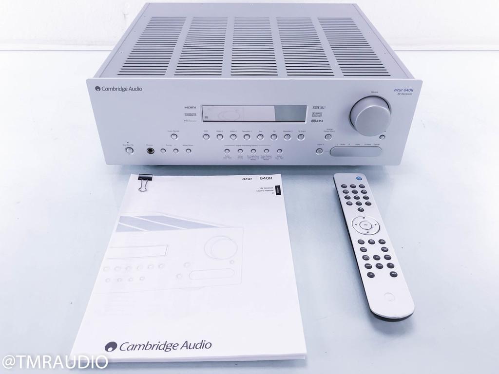 Cambridge Azur 640R 7.1 Channel Home Theater Receiver