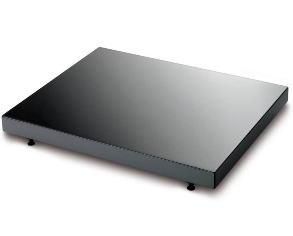 Pro-Ject Ground-It Deluxe 3 Turntable Base; Black Isolation Platform (NOS)