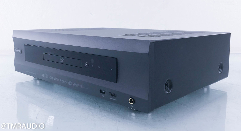 Oppo BDP-105D Universal BluRay Disc Player; Darbee Edition