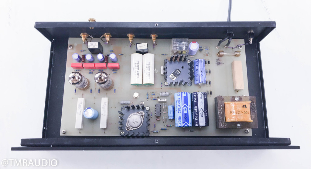 Music Reference RM-4 Tube Pre-Preamplifier; RM4; Head Amp; MC