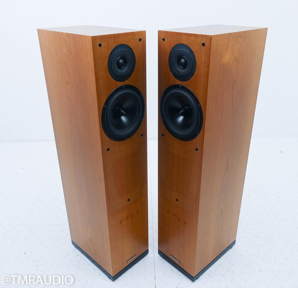 Spendor A6R Floorstanding Speakers; Cherry; Pair