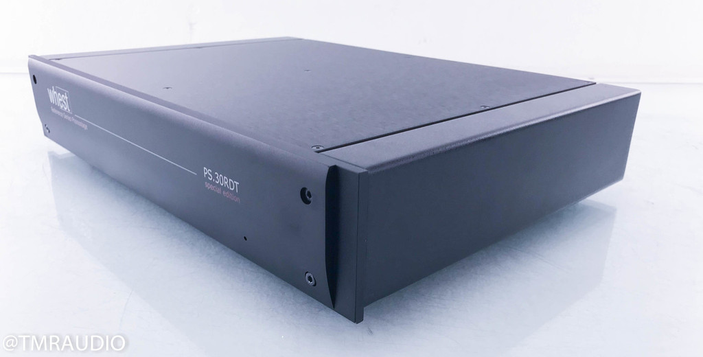 Whest PS.30RDT Special Edition Phono Preamplifier; MM / MC PS-30 RDT SE