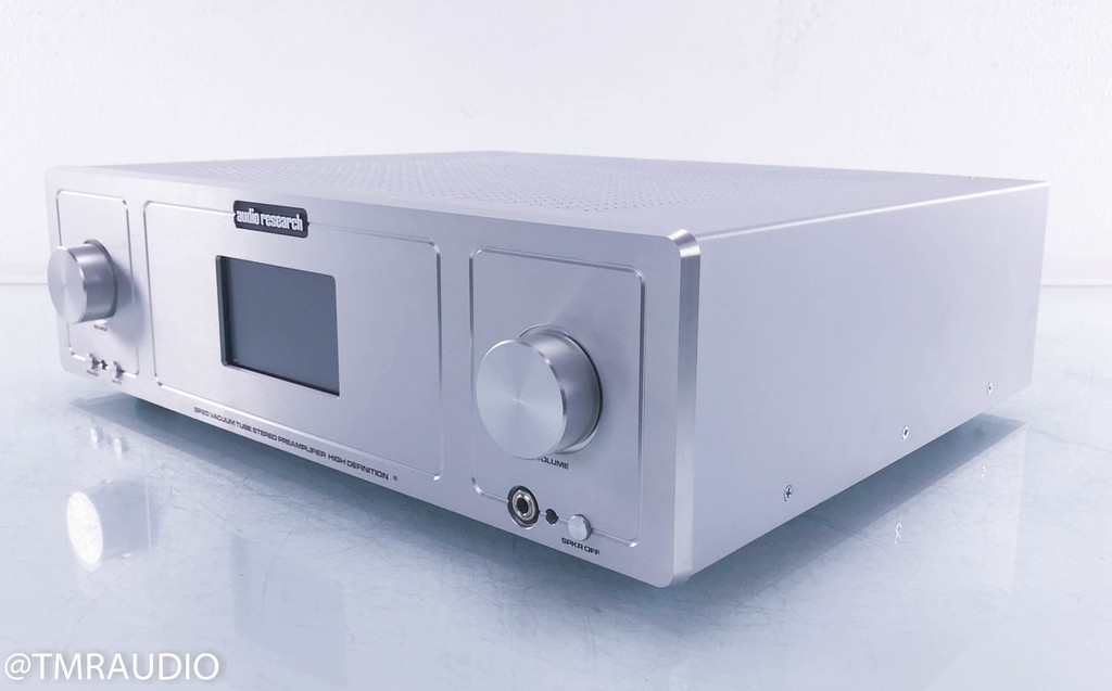 Audio Research SP20 Stereo Tube Preamplifier; SP-20; MM Phono; New Tubes