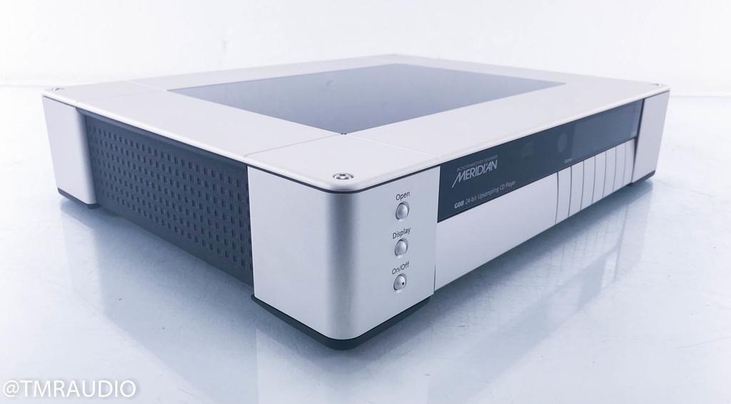 Meridian G08 24-Bit Upsampling CD Player; G-08; MSR Remote