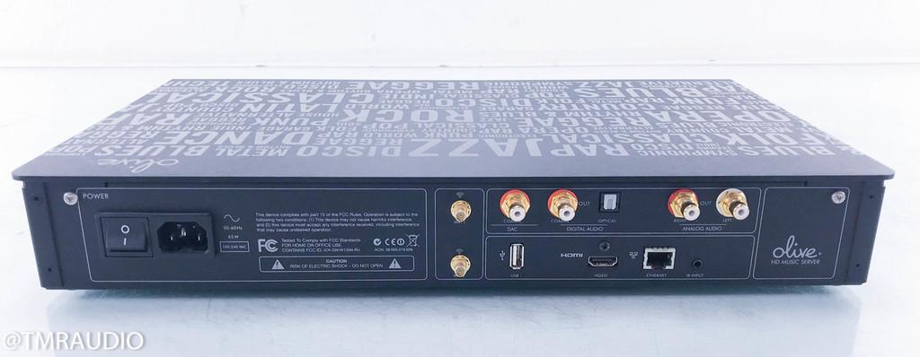Olive 4HD Network Player / Streamer; Server; 2TB HDD; 04-HD