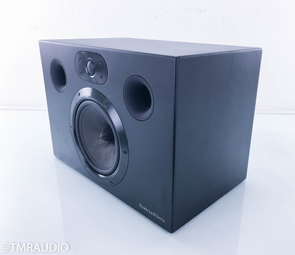 B&W CT7.5 LCRS Home Theater Center Channel Speaker; CT-7.5 (SINGLE)