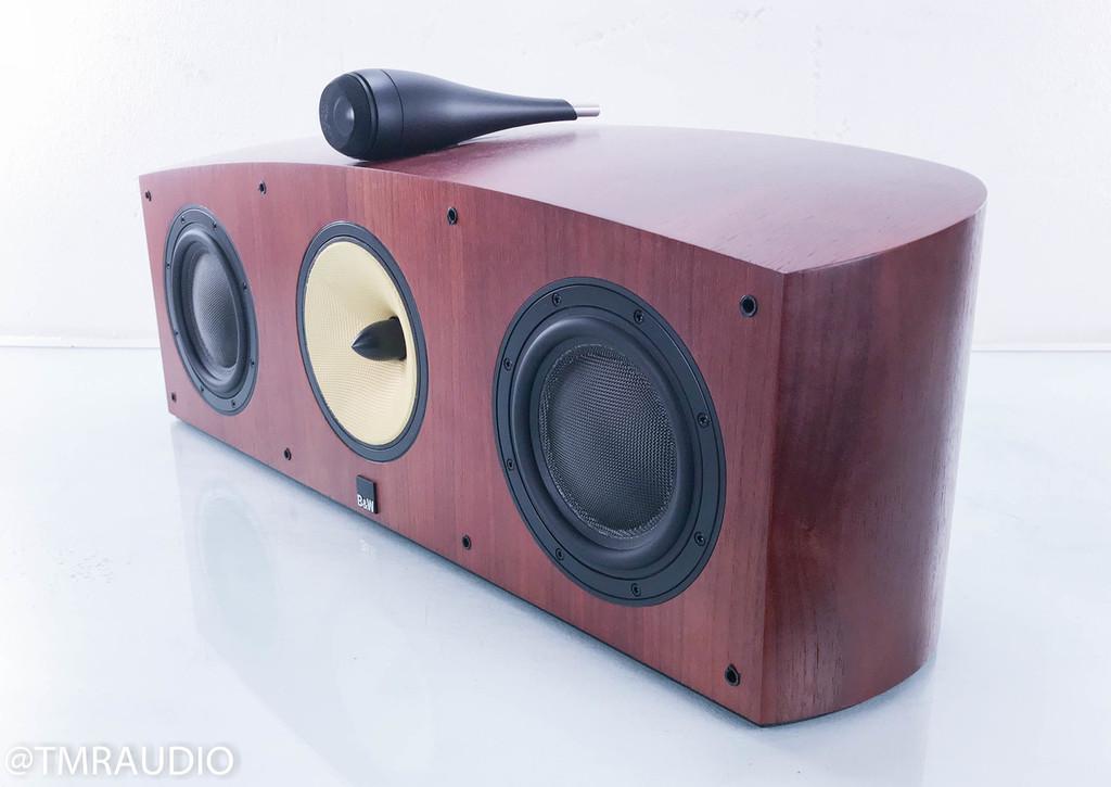 B&W HTM3S Center Channel Speaker; Rosenut