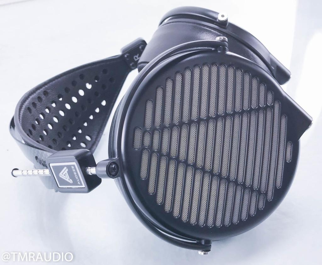 Audeze LCD-MX4 Planar Magnetic Headphones; Black; Case; LCDMX4