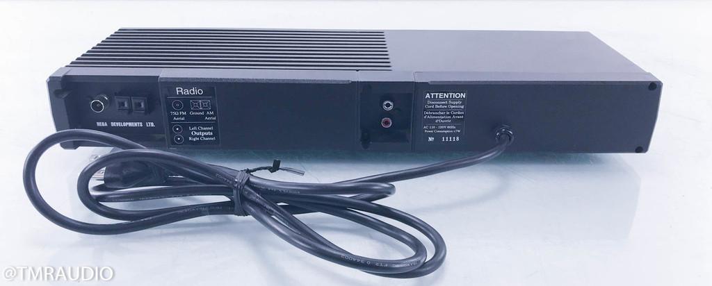 Rega Radio AM/FM Digital Tuner; AS-IS (Power button failure)
