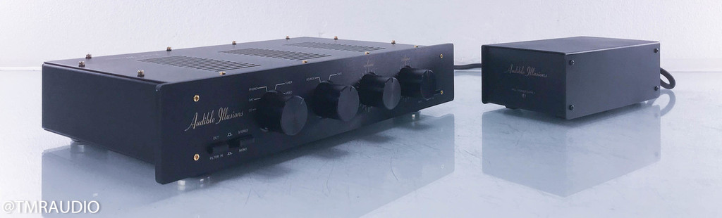 Audible Illusions Modulus M3B Stereo Tube Preamplifier w/ MM Phono