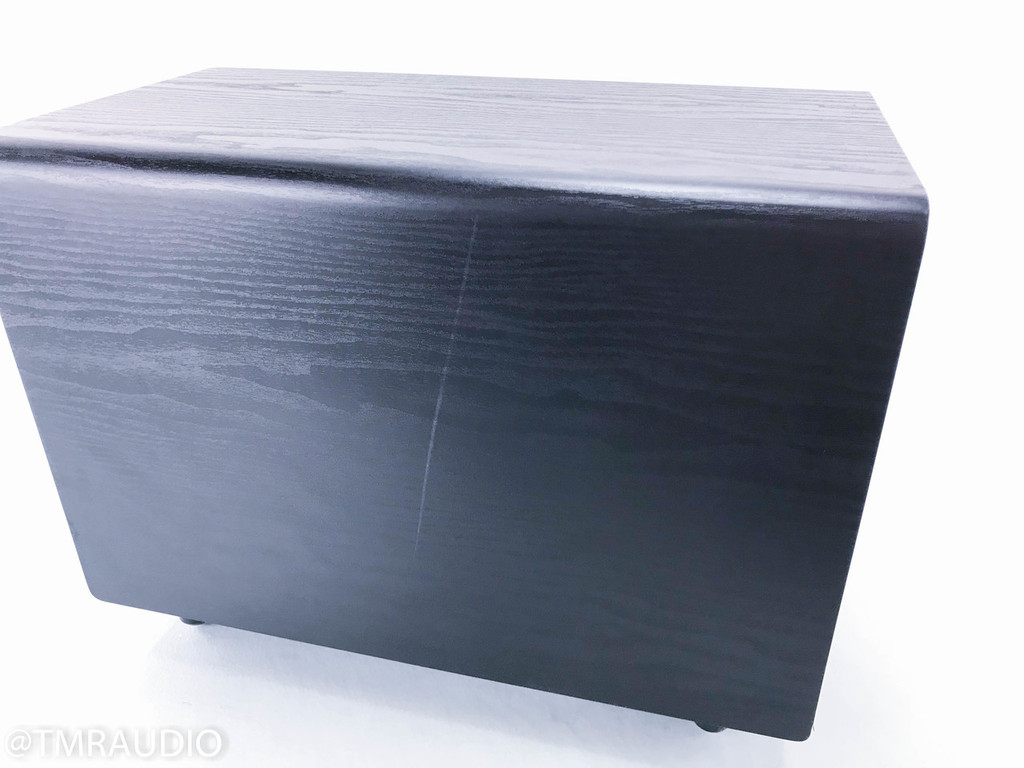 Jamo Sub 250 Powered Subwoofer; Black