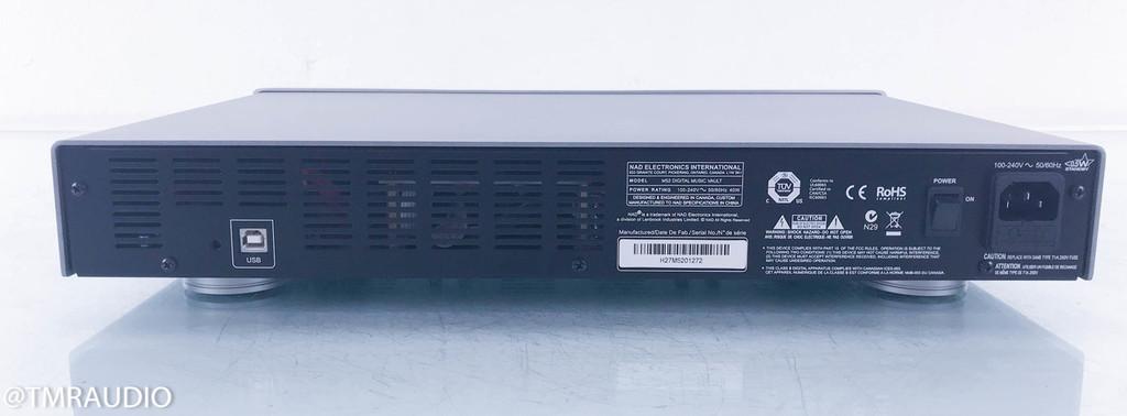 NAD Masters Series M52 Music Server; M-52; 2TB Storage