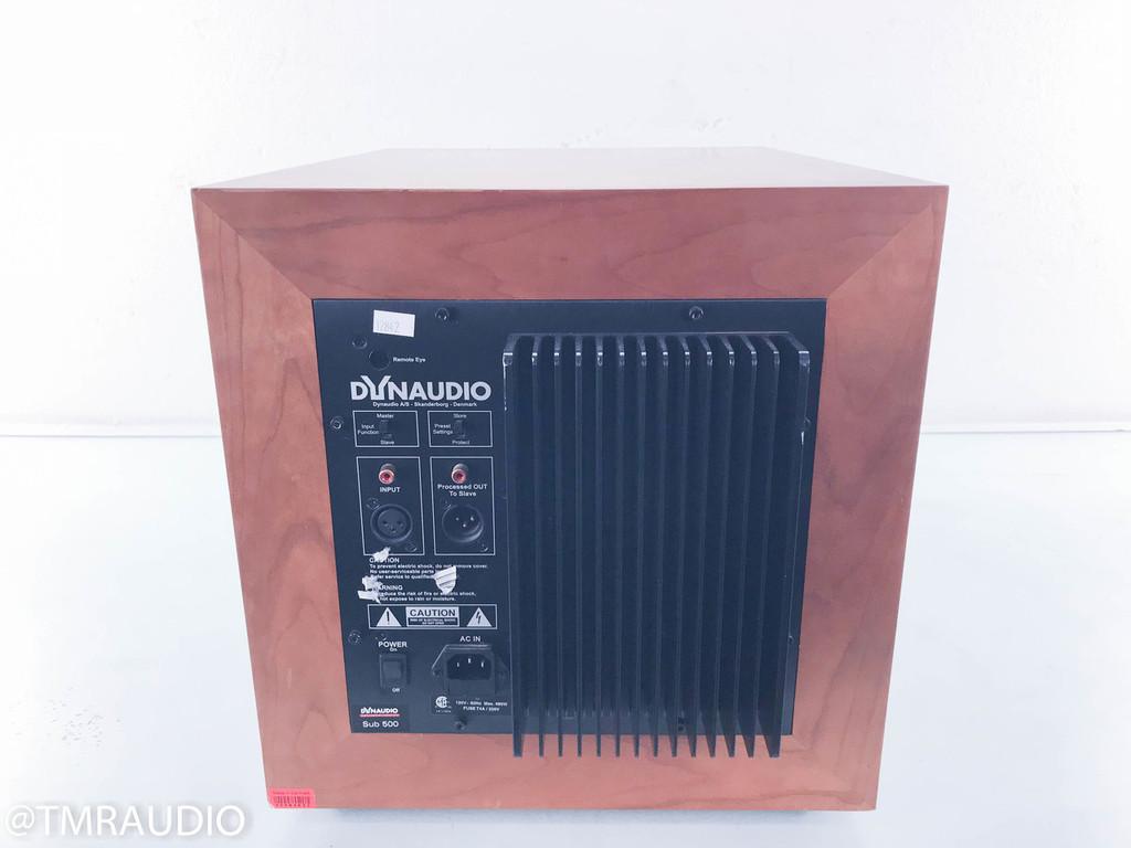 Dynaudio Sub 500 Powered Subwoofer (No Remote)