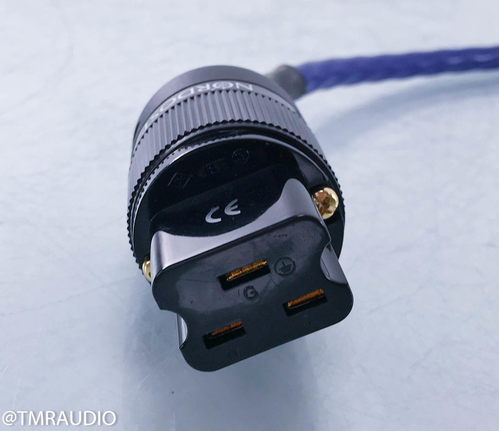 Nordost Blue Heaven 20a Power Cable; 1m 20 amp AC Cord