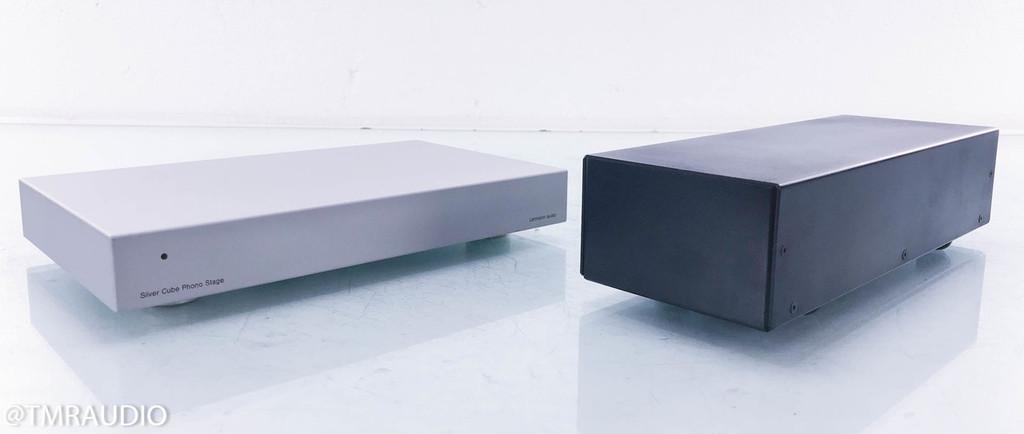 Lehmann Audio Silver Cube MC / MM Phono Preamplifier