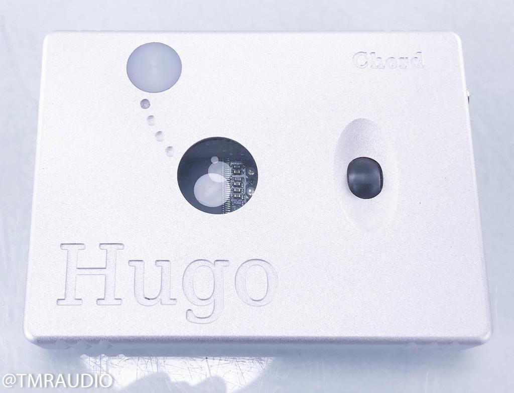Chord Hugo DAC / Portable Headphone Amplifier; D/A Converter
