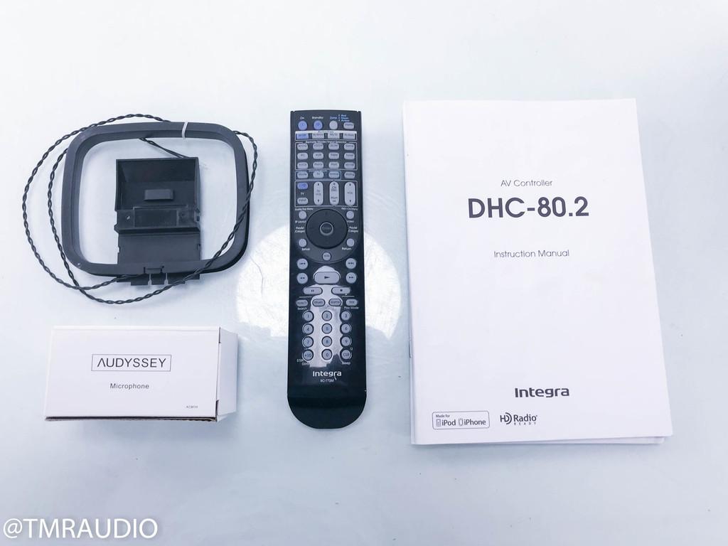 Integra DHC-80.2 9.2 Home Theater Processor / Preamplifier; (Broken Volume Control)